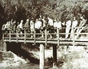 LC - 1960's bridge photo